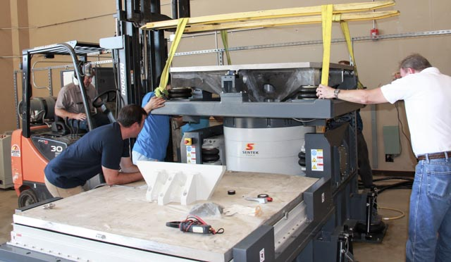 Sentek Dynamics' expert in-house team will visit your facility to install your system.