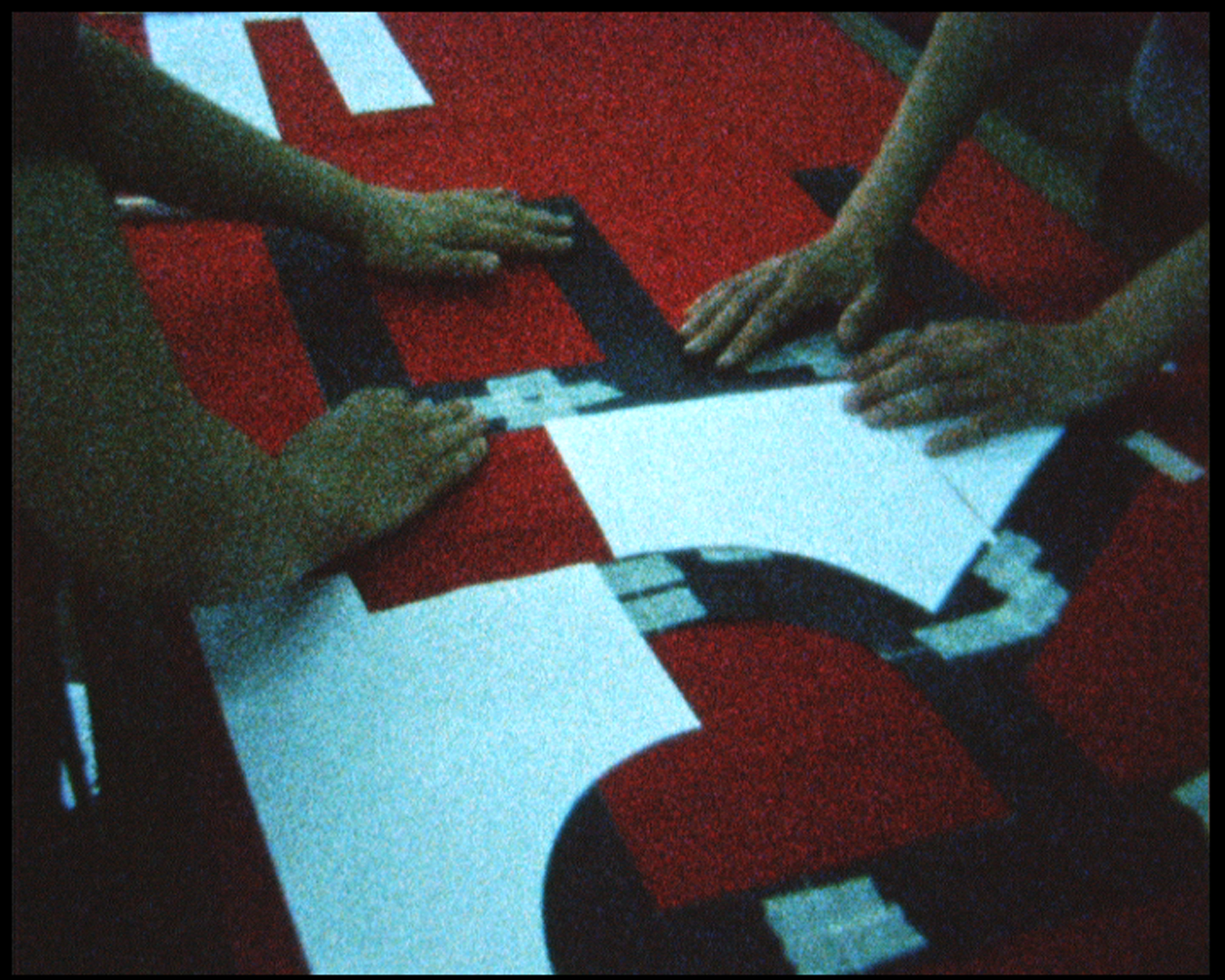Mona Vatamanu & Florin Tudor   Poem , 2009 single channel color video transferred from super 8mm film duration 7:00