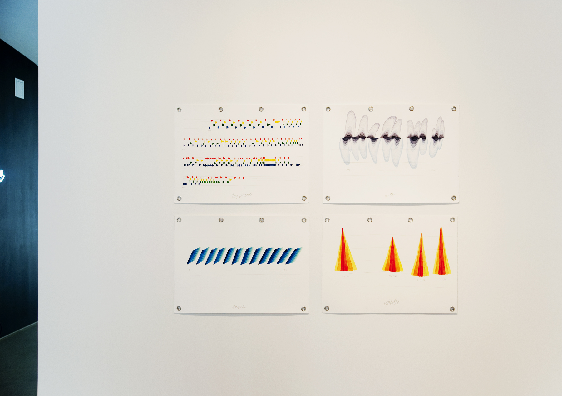 Score for a Cyclone, 2013