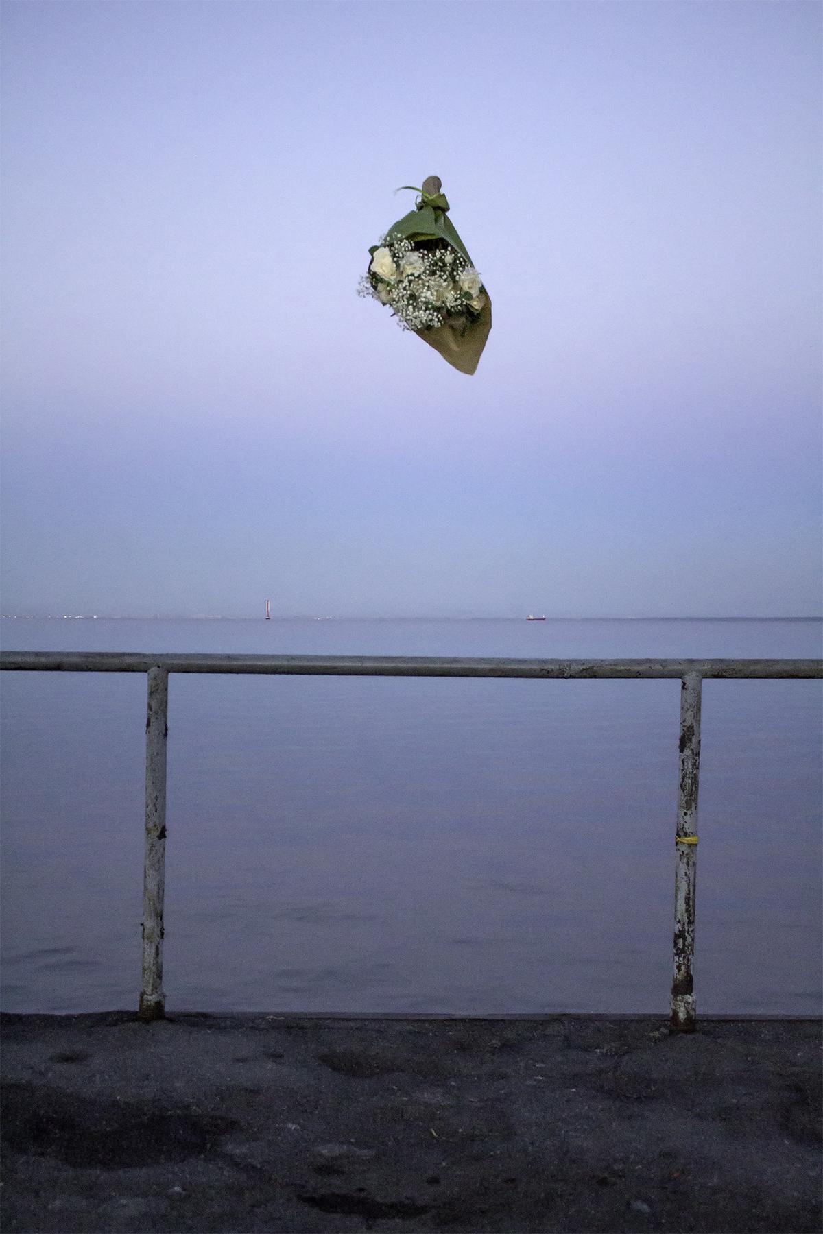 Matt King   Kronstadt Pier, 2014 inkjet on archival paper 18 x 23 inches