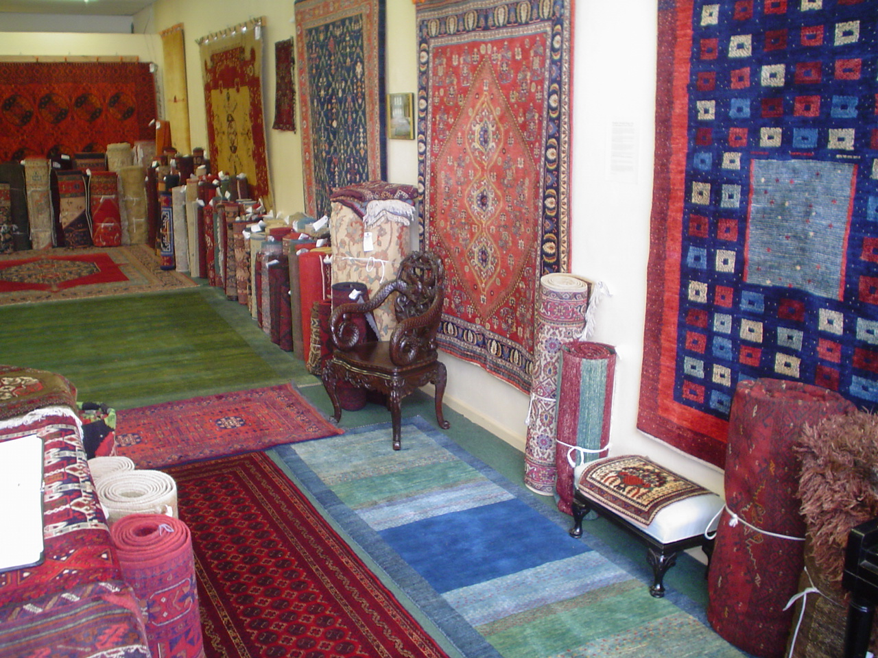 Paradise Oriental Rugs, Inc. in Sebastopol, CA.