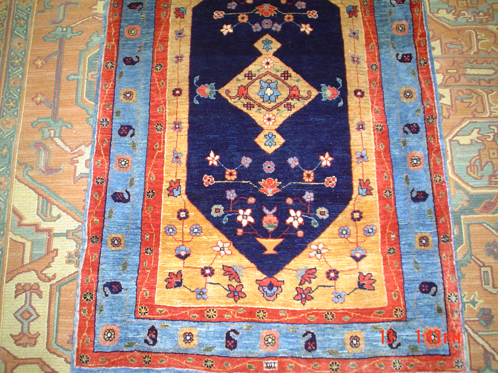Persian Luri, 3 x 5, SOLD.