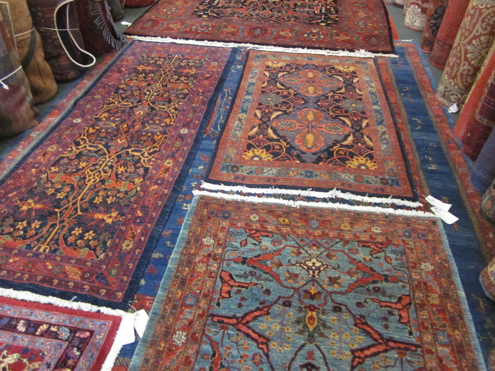 How To An Oriental Rug Online My