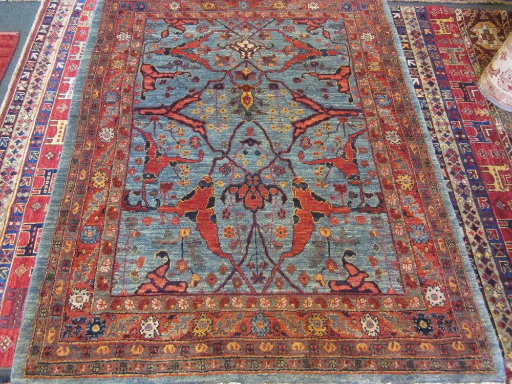 Genuine Persian Bijar rug