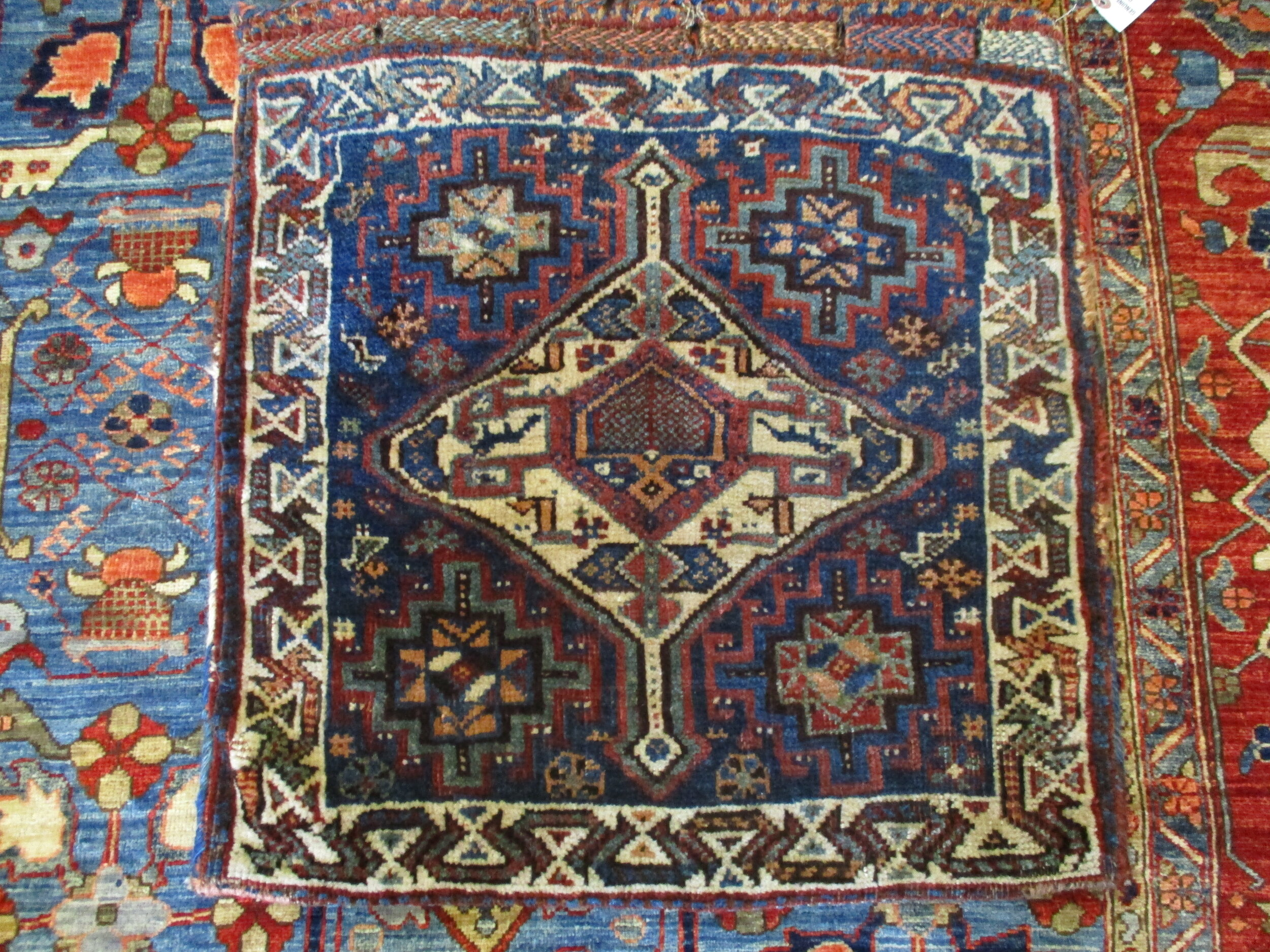 Antique Persian Saddlebag.