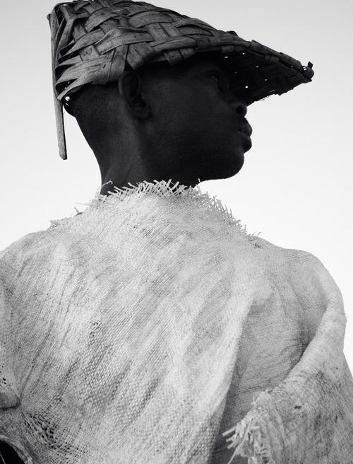 Mozambique tribesman, 2012