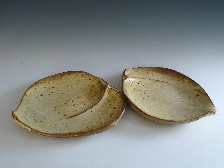 Leaf Plates 3 (L) & 4 (R)