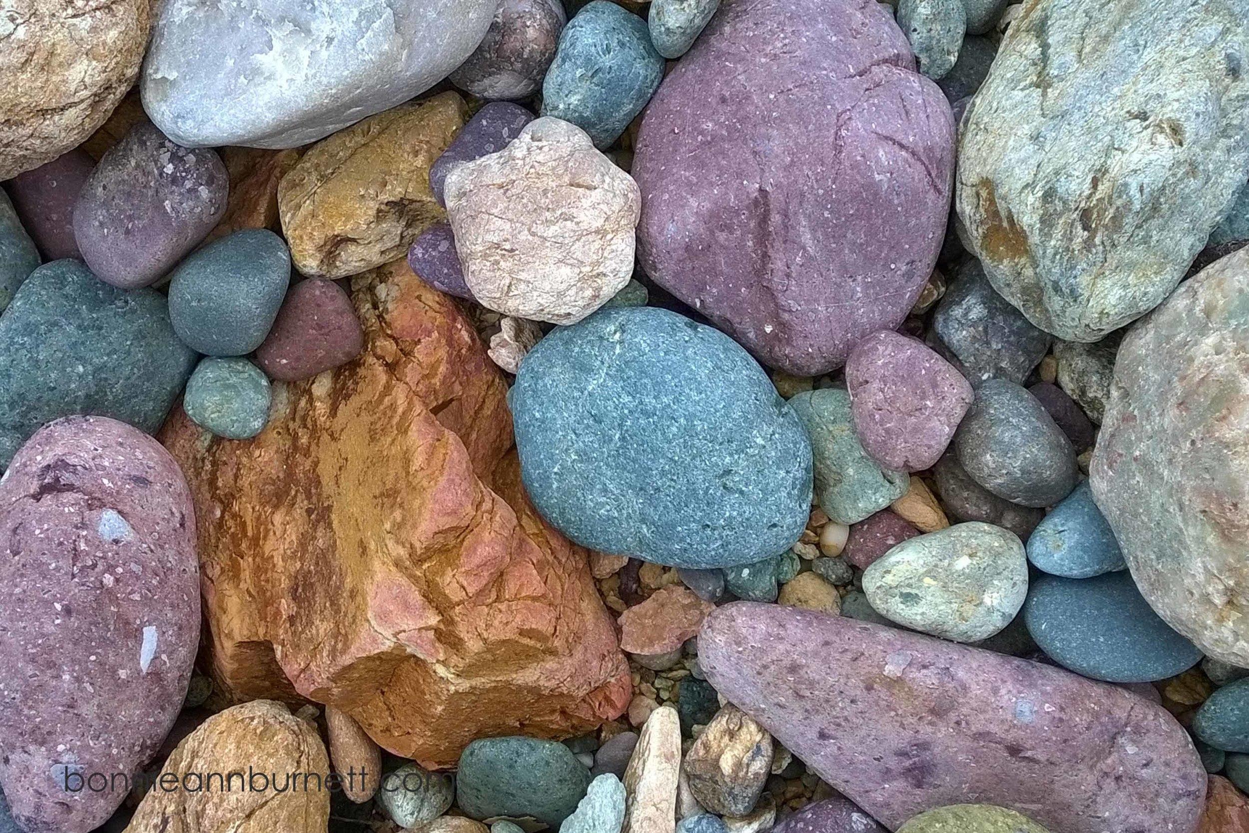 Rainbow Stones