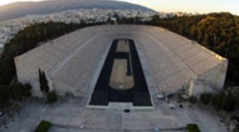 雅典的奧林匹克運動場