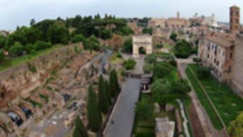 羅馬的提多凱旋門