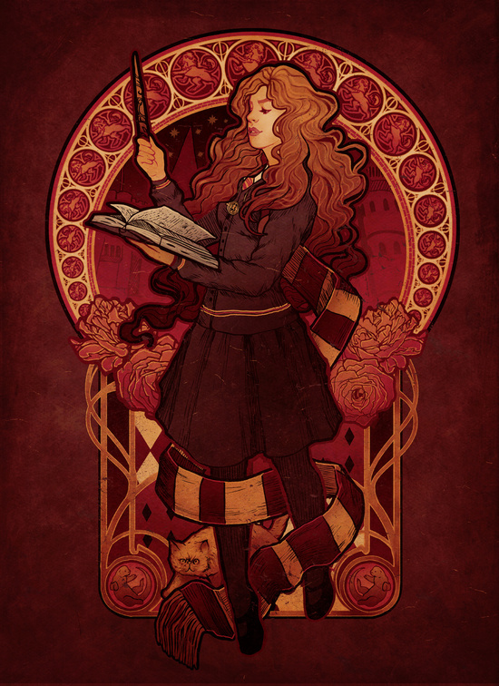 The Brightest Witch of Her Age