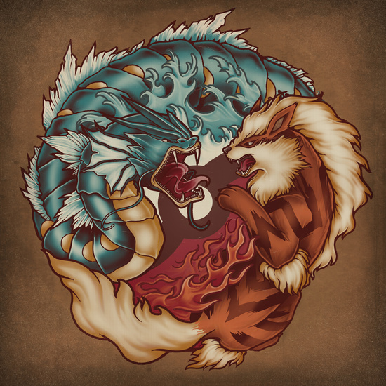 The Tiger and the Dragon