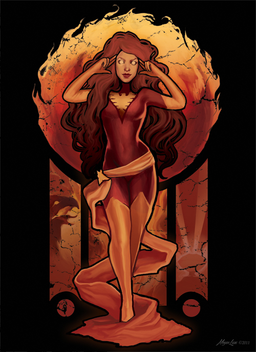 Dark Phoenix Nouveau