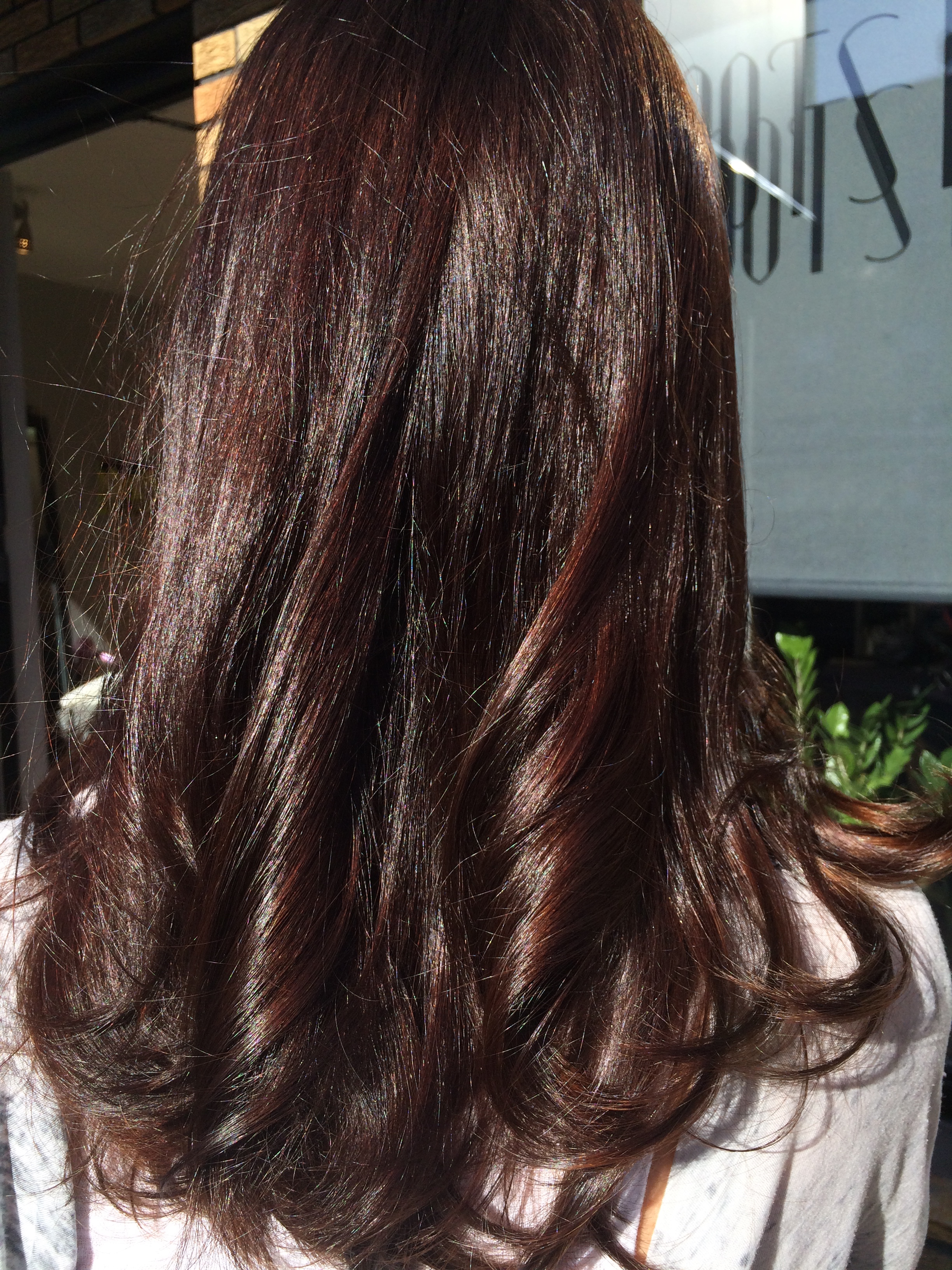 Rich brown color by Kim