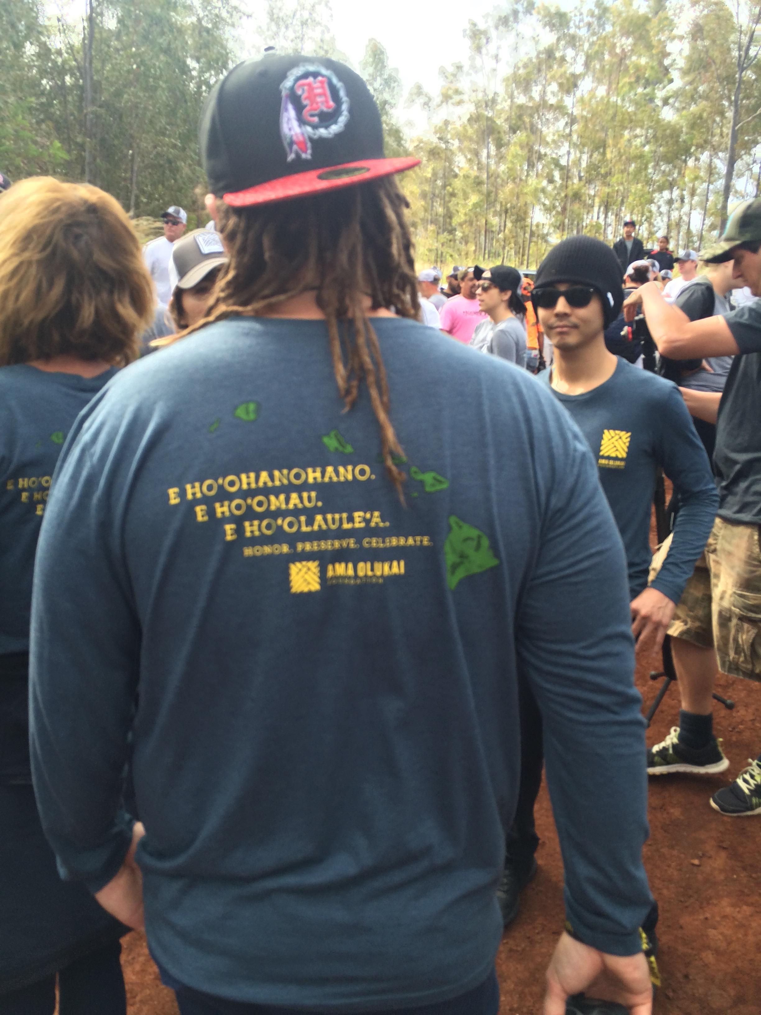 Brother Zion representing AOK and our preservation efforts…