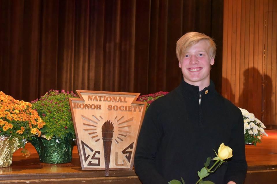 Connor Barthmaier, 11th grade