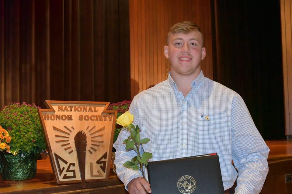 Matthew Atwell, 11th grade