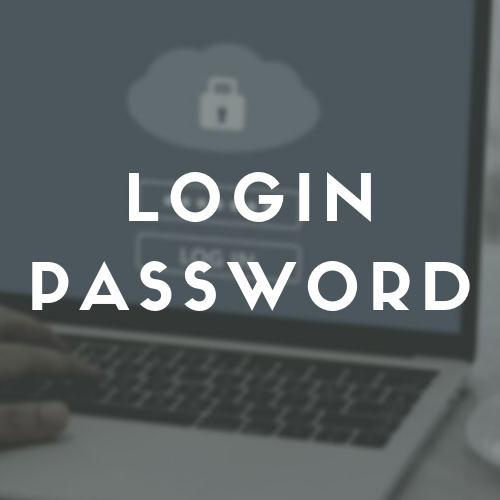 How to login to the website and change your password.
