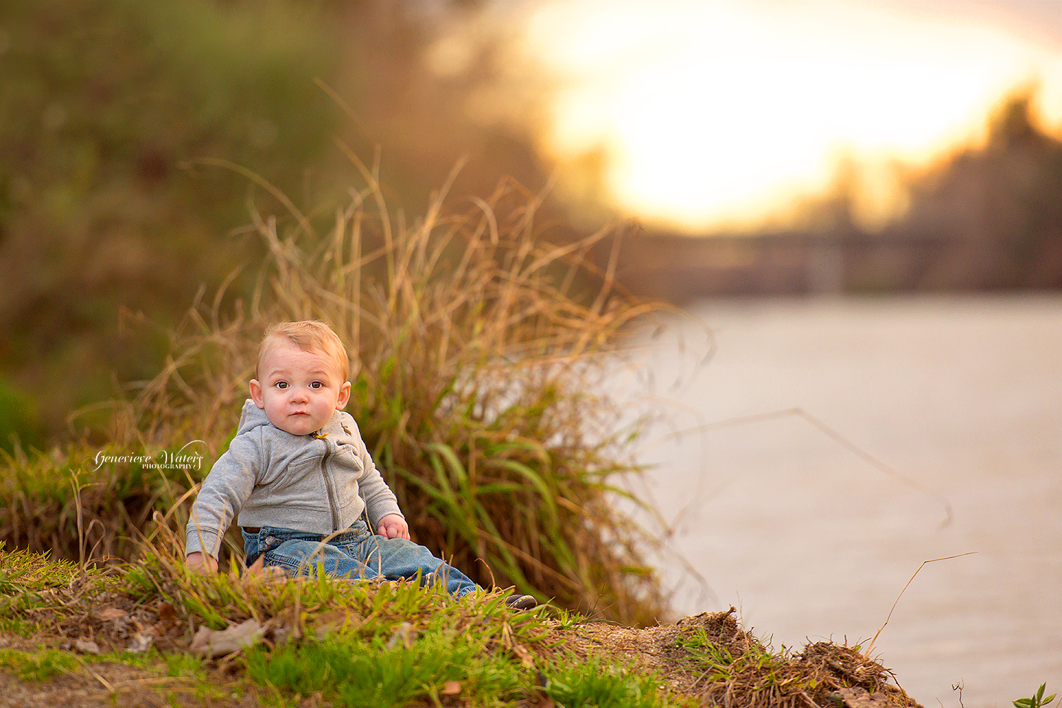 Oroville Baby Photography, milestones
