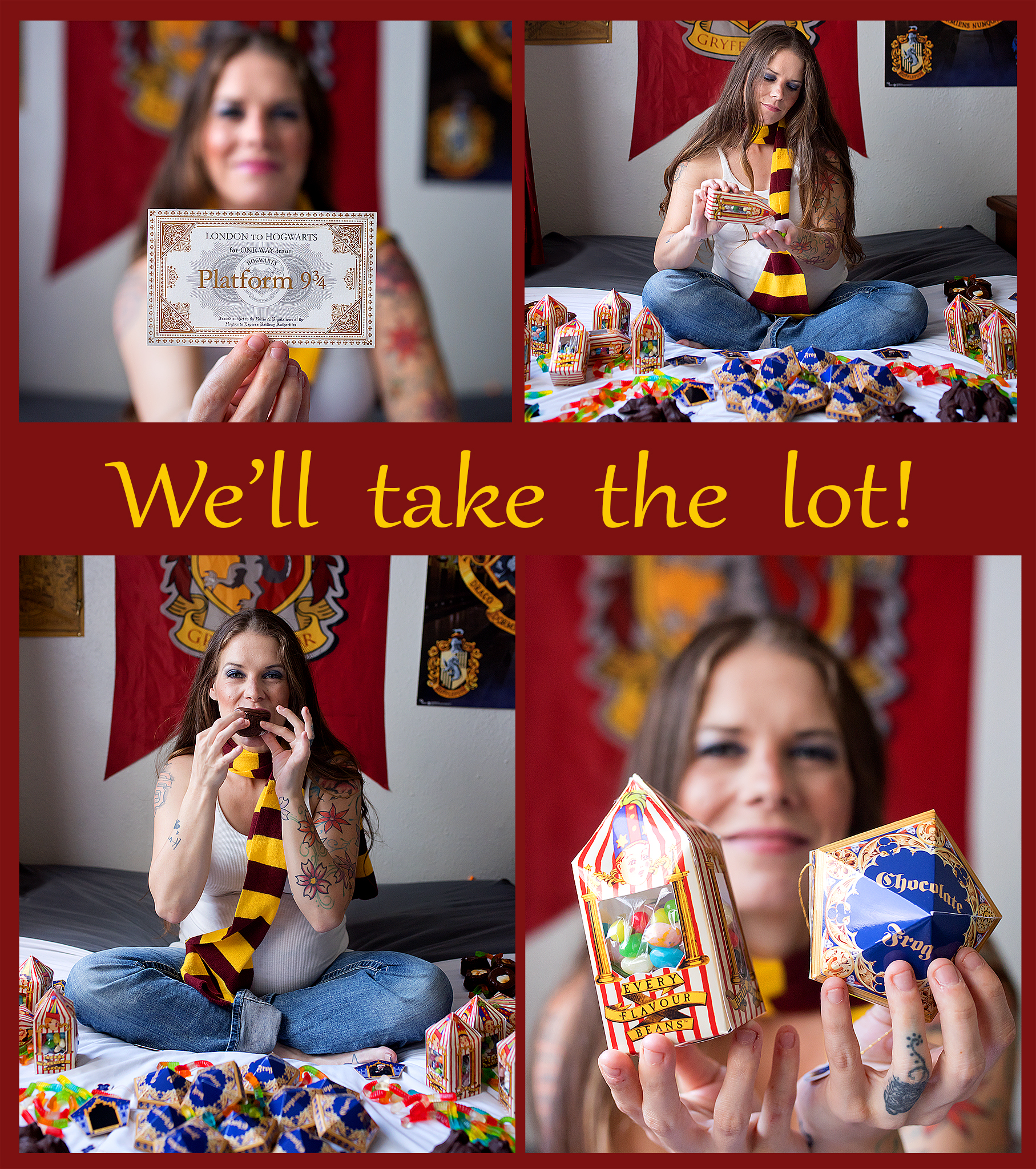 Harry Potter Pregnancy reveal, Oroville photography  (45).jpg