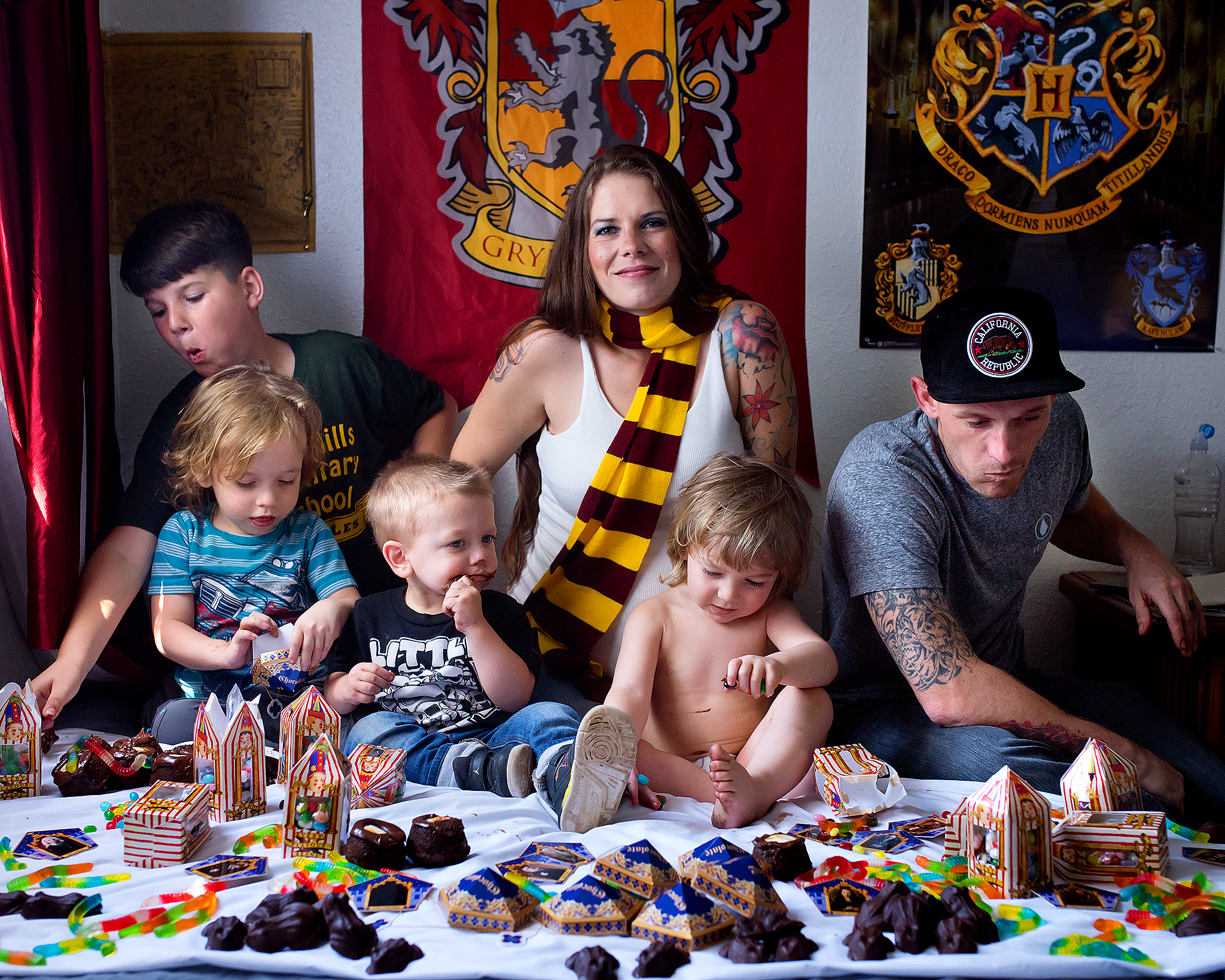 Harry Potter Pregnancy reveal, Oroville photography  (31).jpg