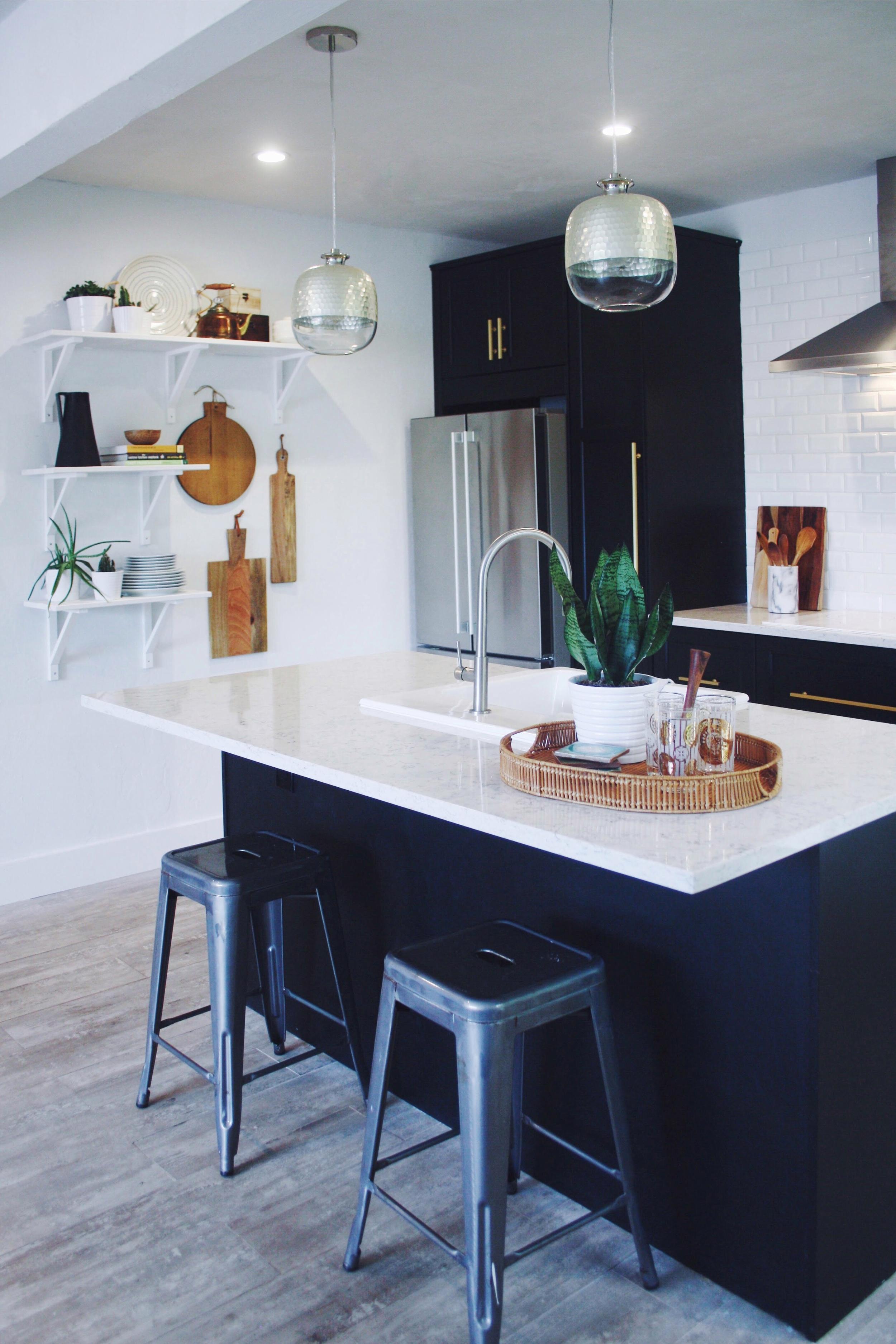 north miami kitchen remodel - the habitat collective - www.thehabco.com