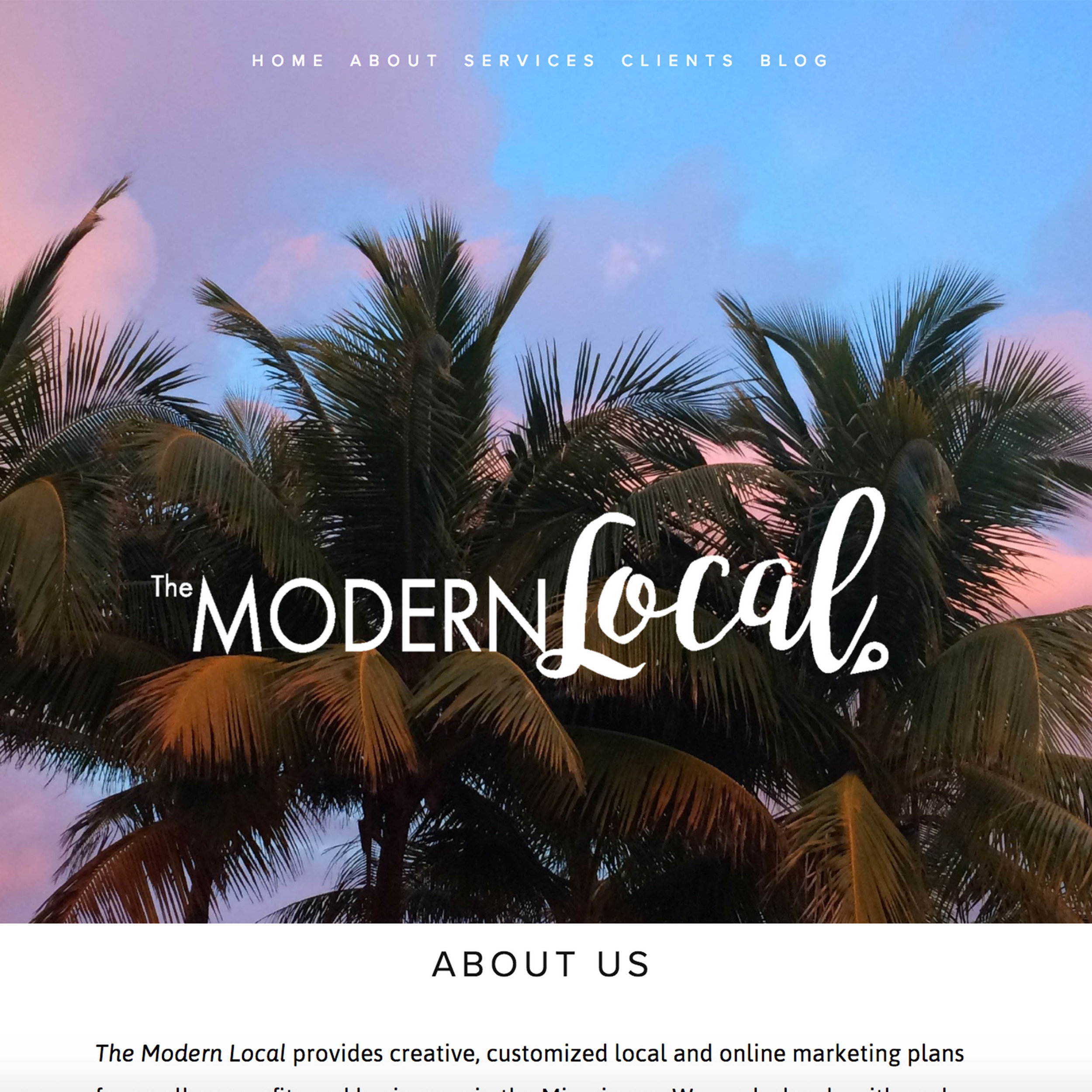 The Modern Local