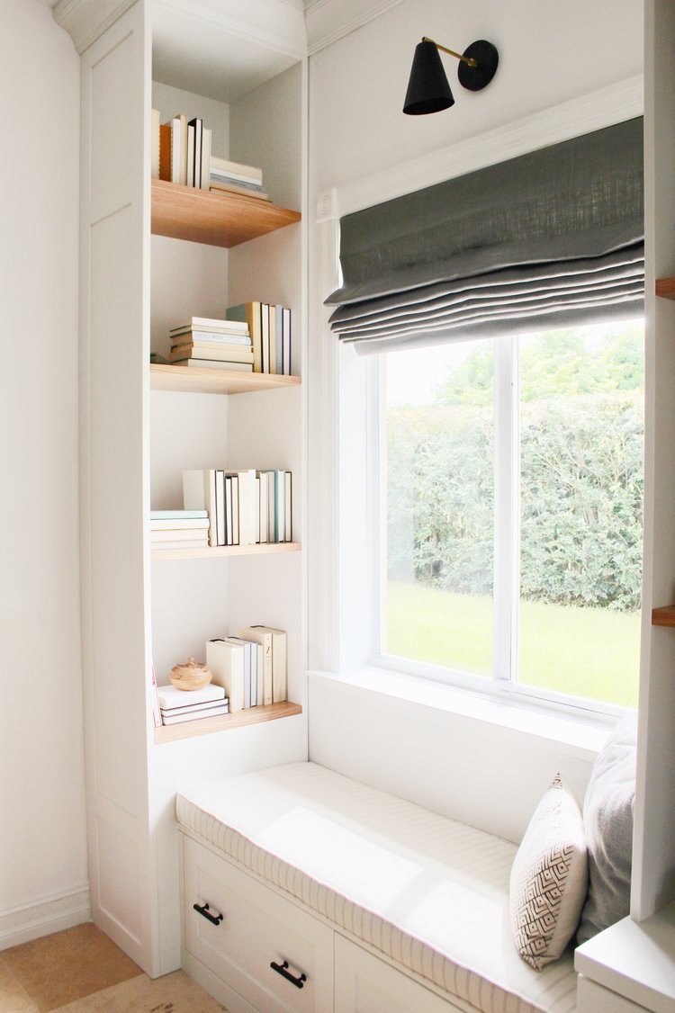 reading nook home