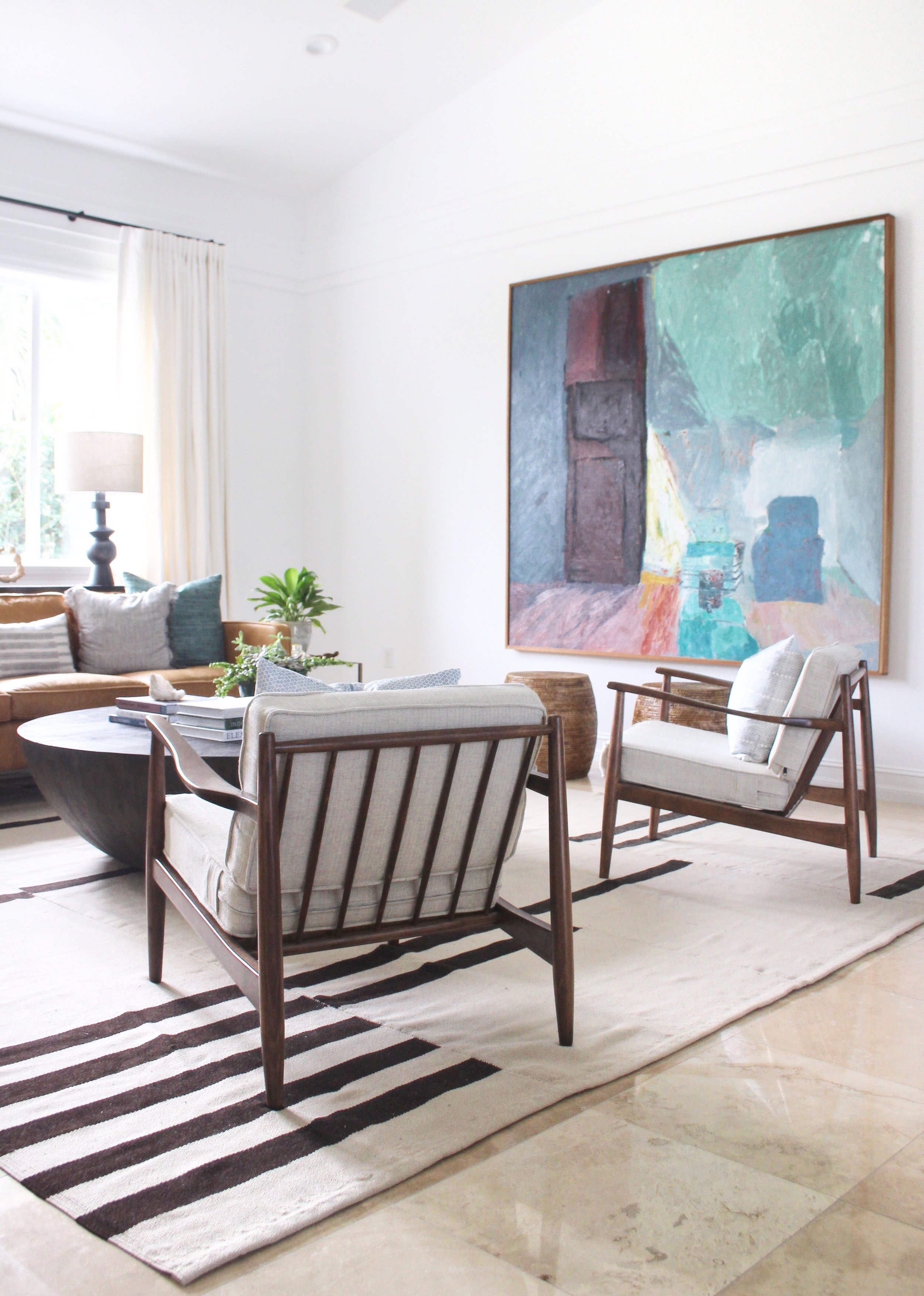 project palmetto bay eclectic - interior design - the habitat collective