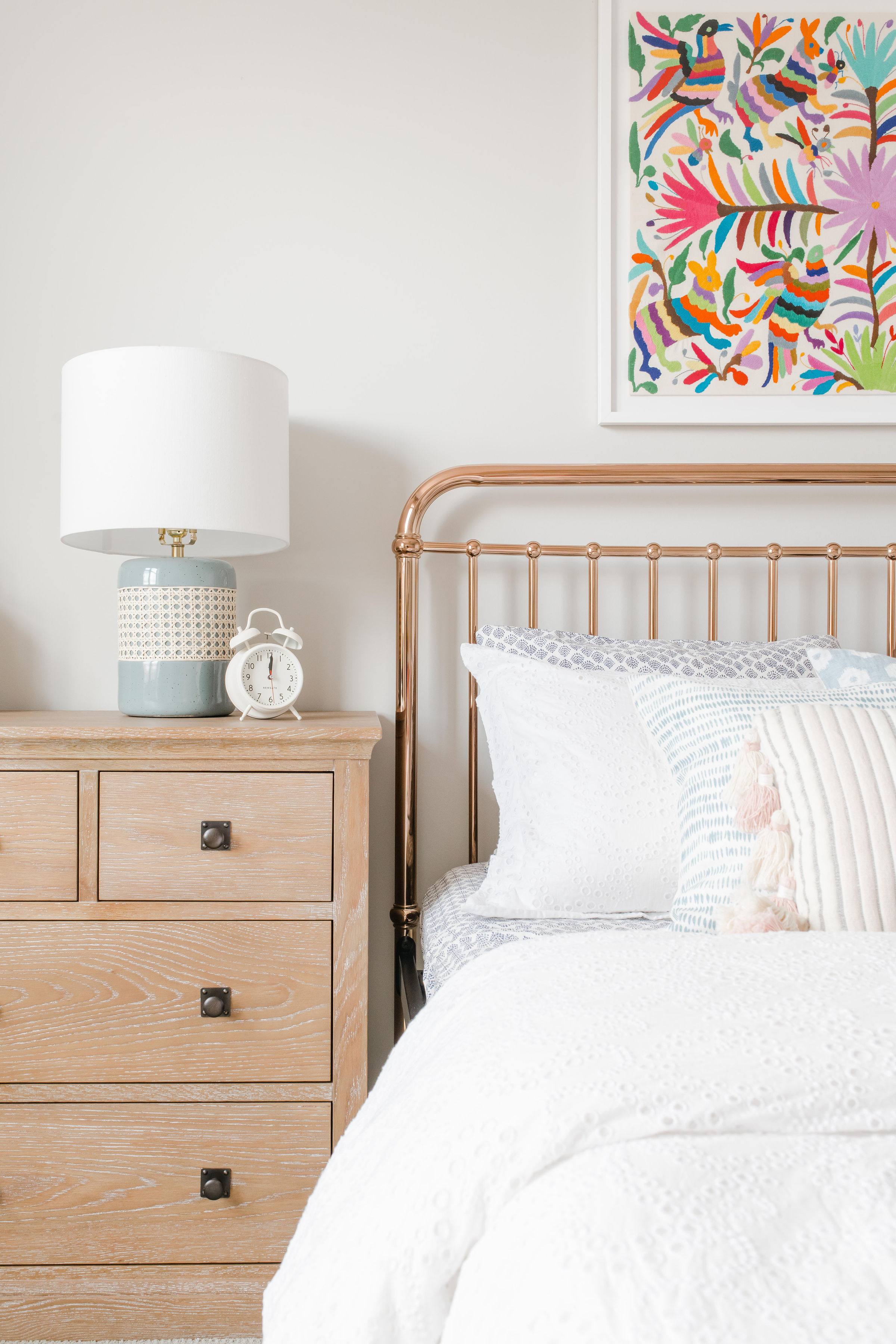 parkland project kids bedroom - the habitat collective - interior design