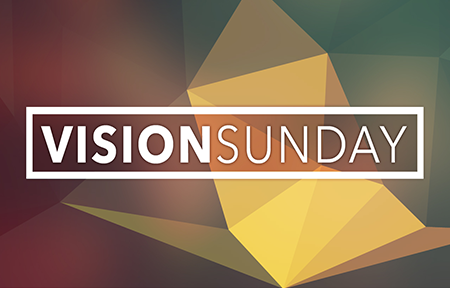 Vision Sunday 2016   Church Wide  Ric Guerra & Francesca Phillippi Jan. 31, 2016