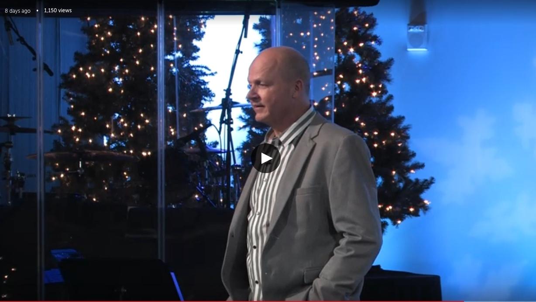 The Joy of God's Presence  Jerry Dirmann December 12, 2016