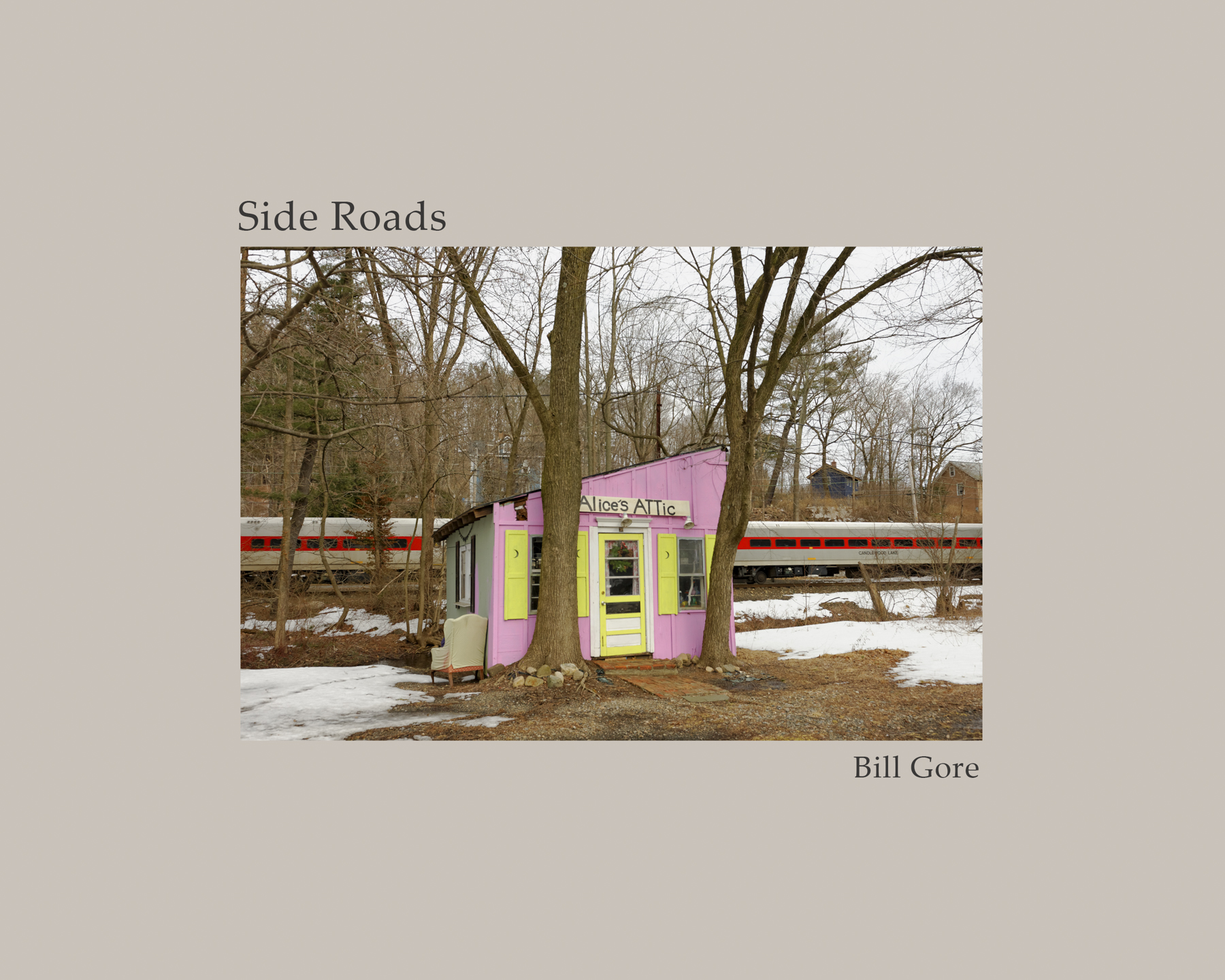 Side Roads in PHOTOBOOKS 2016 at the Griffin Museum of Photography