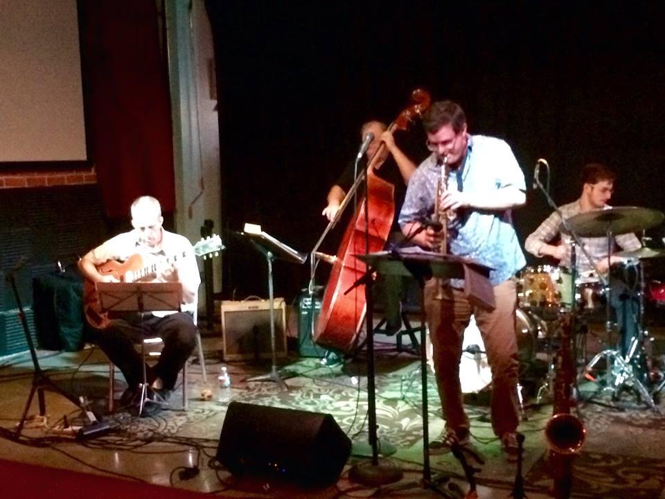 Michael Moynihan Quartet at Sky Bar