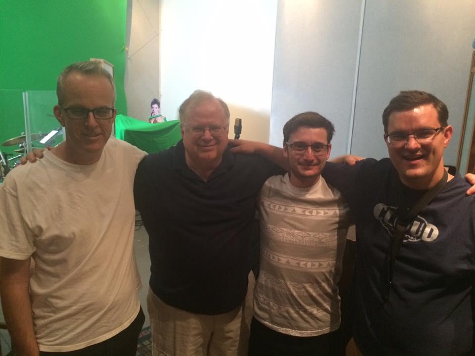 Michael Moynihan Quartet at Cavern Studios Tucson