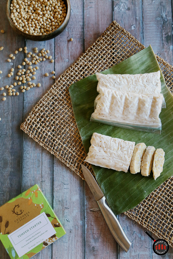 Tempeh is often included as part of a typical  breakfast in Indonesia