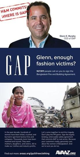 Enough Fashion Victims