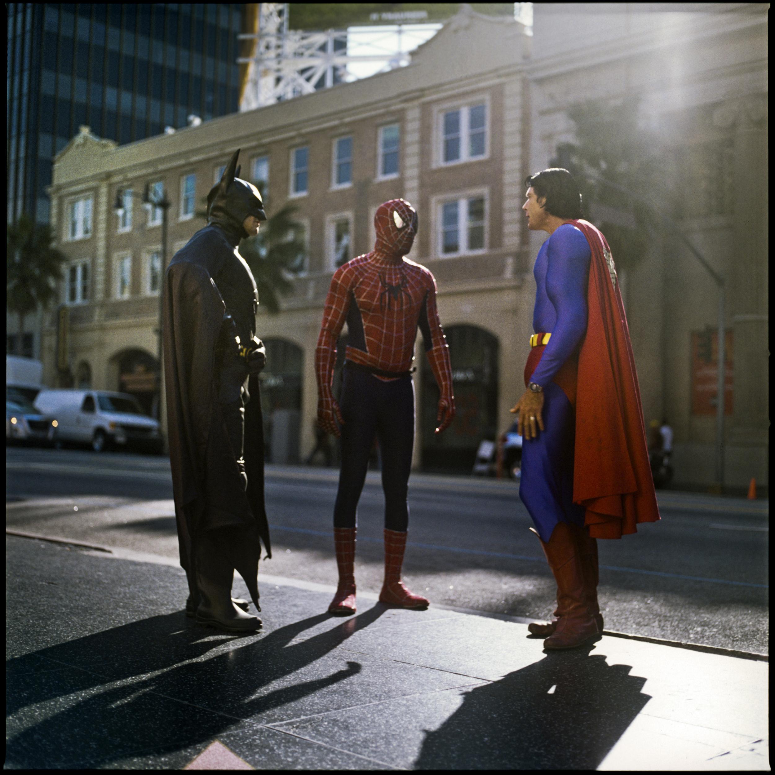 SUPERMAN by Zack Canepari & Drea Cooper