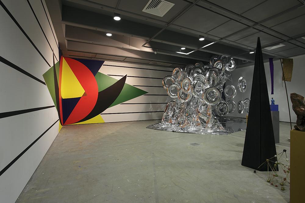 Mikala Dwyer, Drawing Down the Moon, 2012, Institute of Modern Art, Brisbane