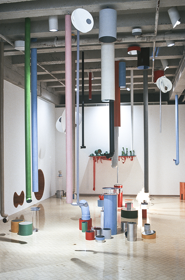 Mikala Dwyer | Museum of Contemporary Art, Sydney, 2000