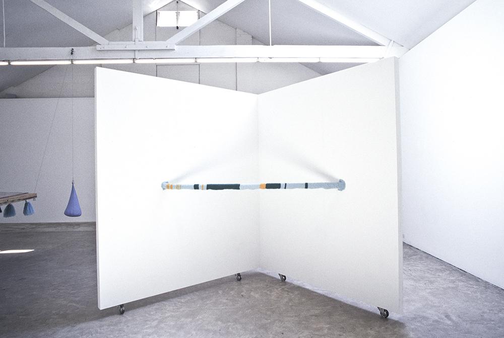 Mikala Dwyer, Recent Old Work, 1996, Sarah Cottier Gallery, Sydney
