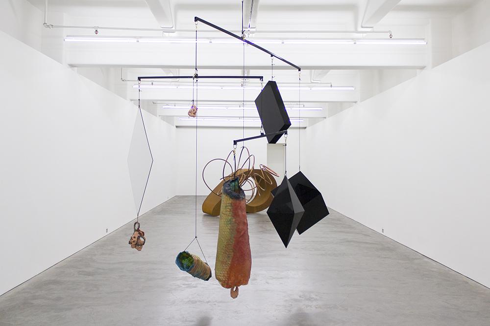 Mikala Dwyer, Hollowwork, 2014, Anna Schwartz Gallery, Melbourne