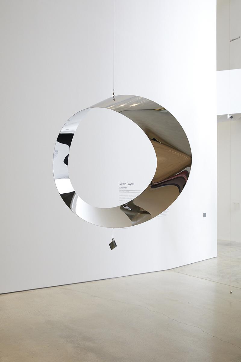 Mikala Dwyer, Earthcraft, 2019, Govett-Brewster Art Gallery | Len Lye Centre, New Plymouth (photo: Sam Hartnett)