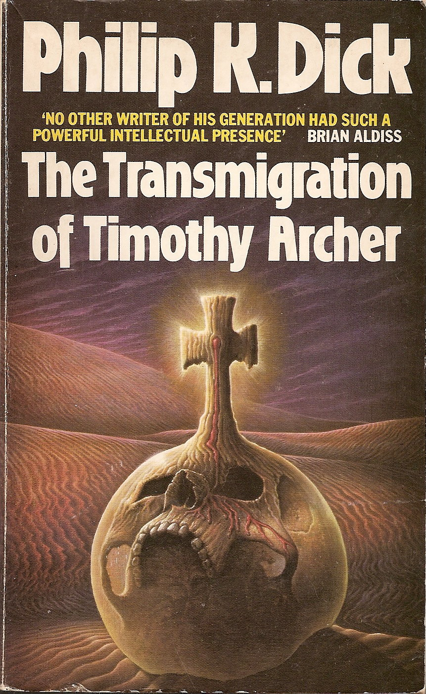 Dick 1981 - The Transmigration of Timothy Archer.jpg