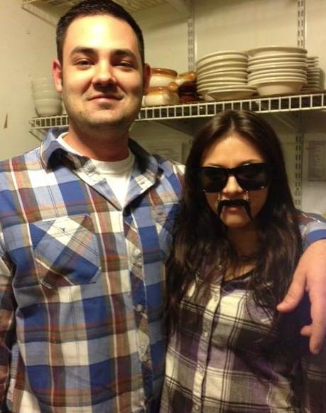 Fundraising in Movember!