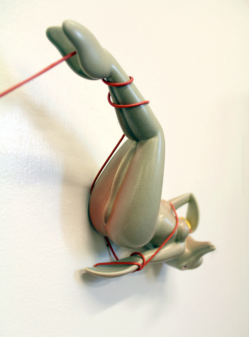 Tied Up III, detail