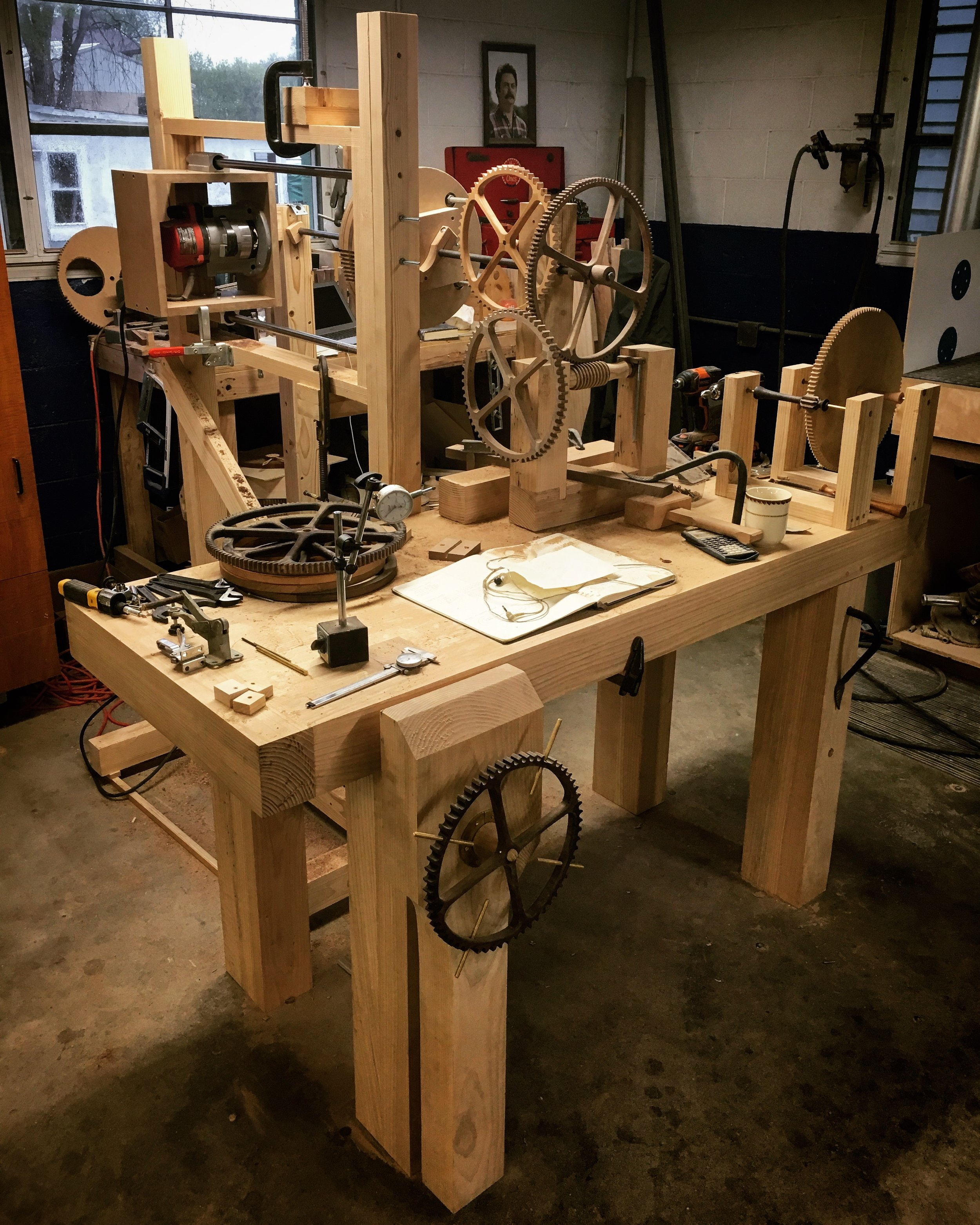 useful workbench