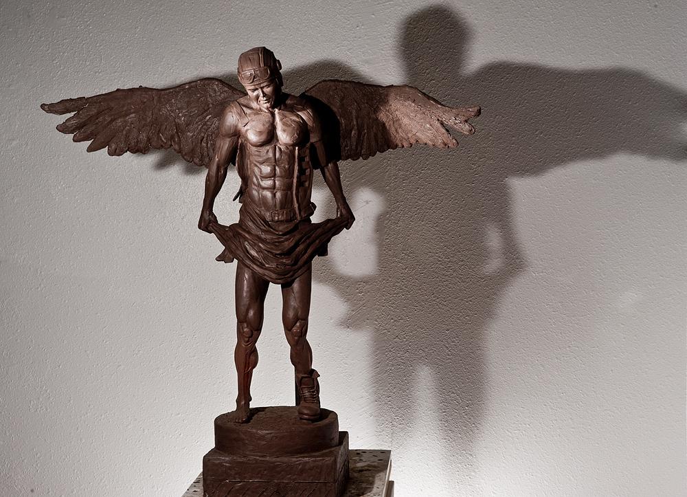 Michael Gurule - Reluctant Angel #2