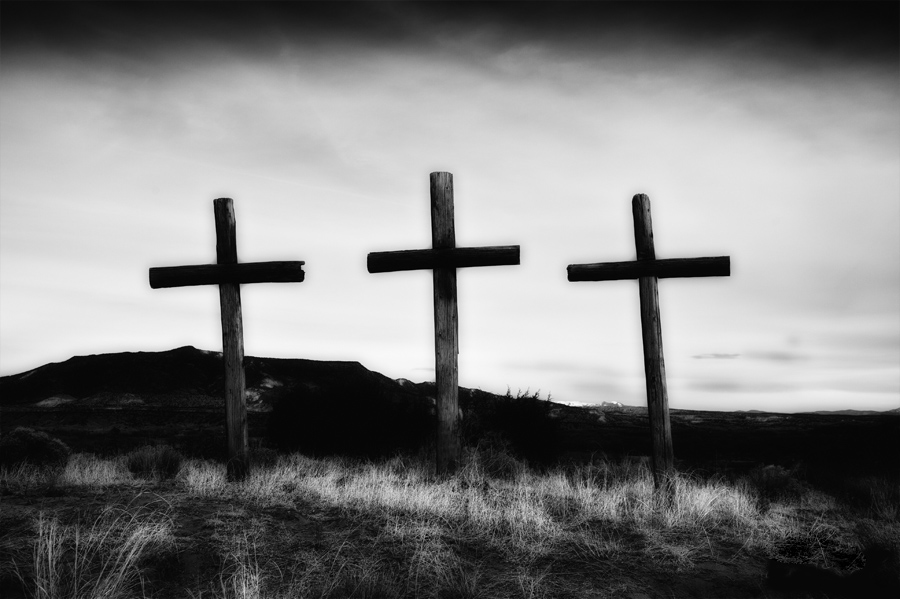 3 Crosses Abiquiu