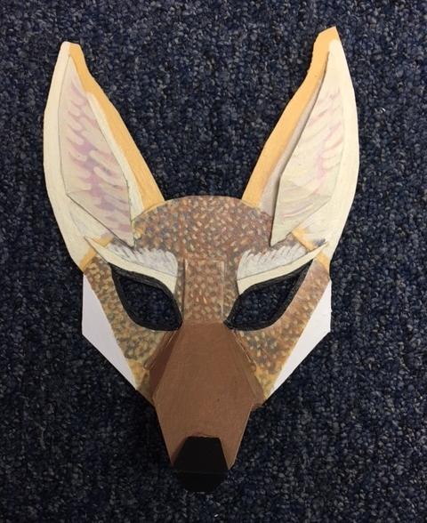 Tabaqui the jackal